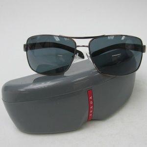 c3fafdd17eb Prada Linea Rossa Accessories - Prada SPS 54I Aviator Sunglasses  Italy OLI150